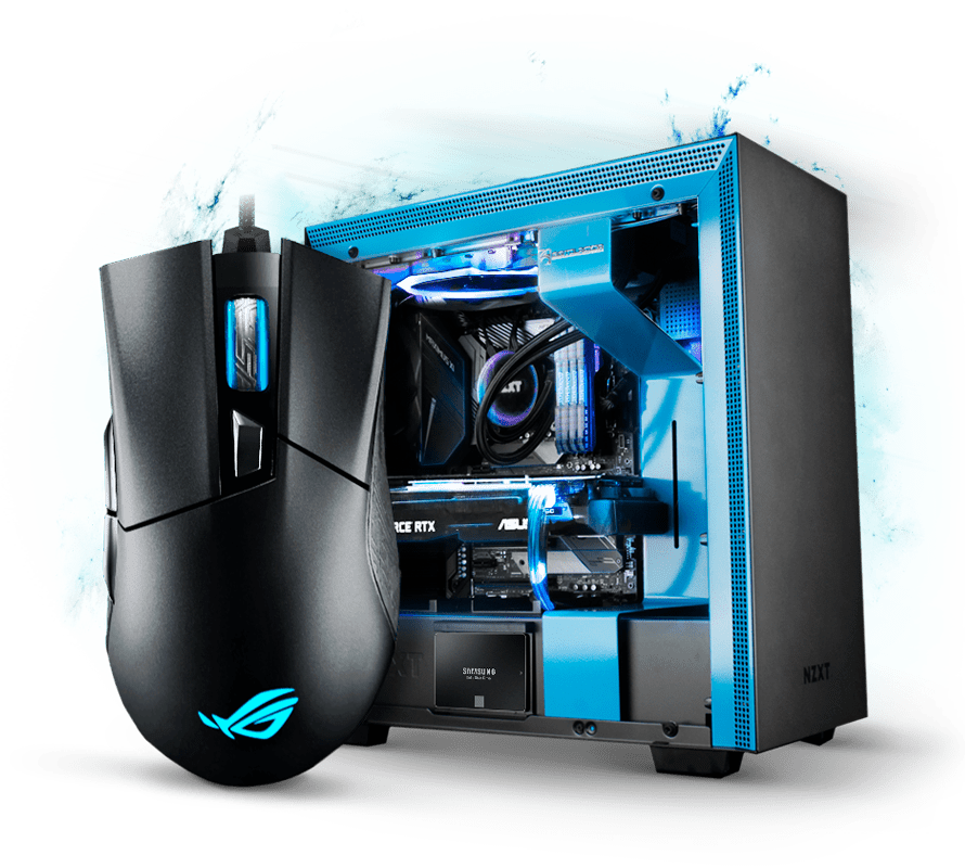 DigitalRazor ProGaming PC