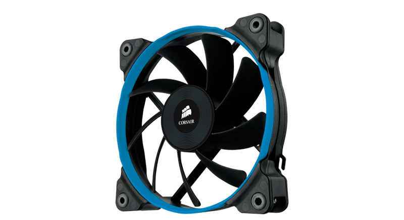 Corsair Air Series AF120-140 Performance Edition Blue