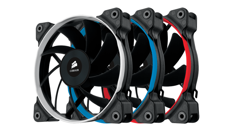Corsair Air Series AF120-140 Performance Edition