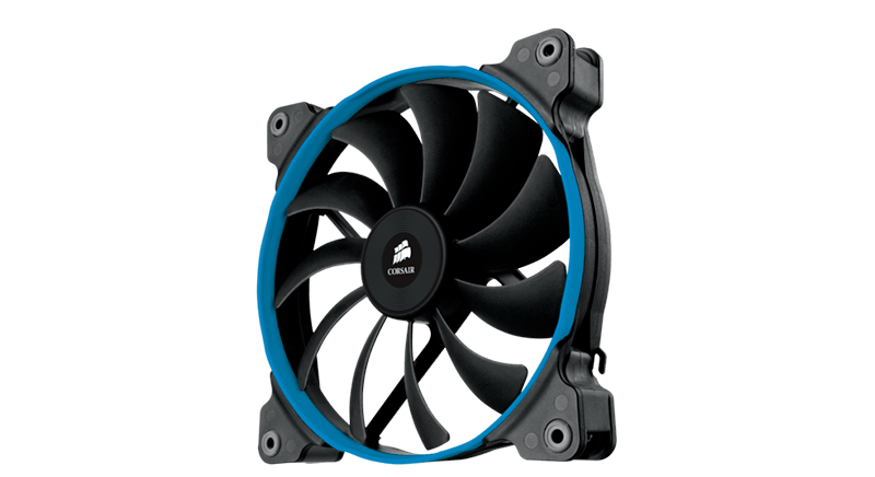Corsair Air Series AF120-140 Quiet Edition Blue