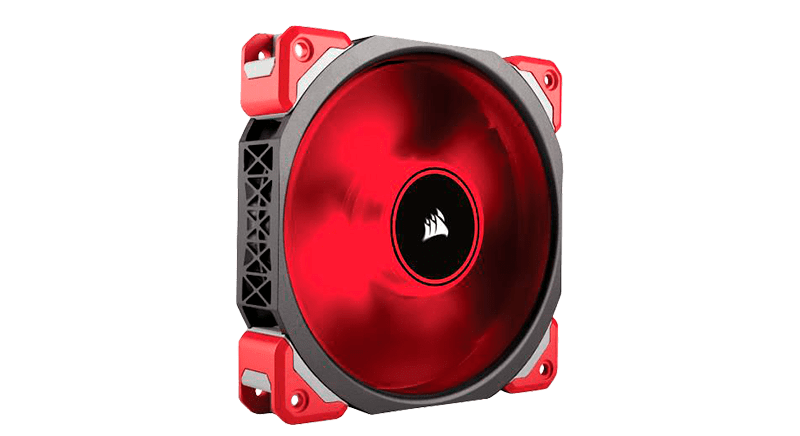 Corsair ML 120/140 PRO LED Red