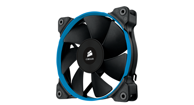 Corsair Air Series SP120-140 Quiet Edition Blue