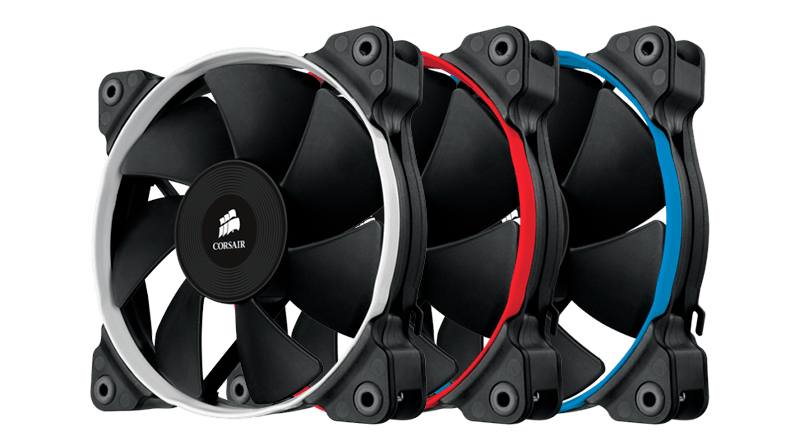 Corsair Air Series SP120-140 Quiet Edition