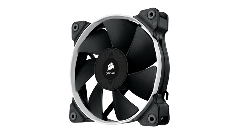 Corsair Air Series SP120-140 Quiet Edition White