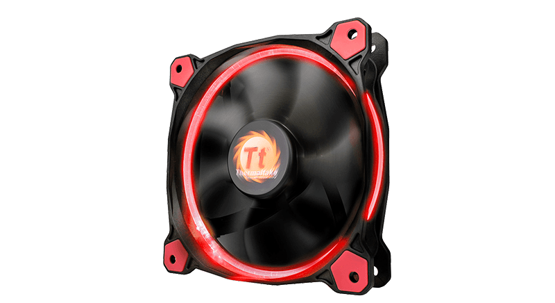 Thermaltake Riing 12/14 LED Red