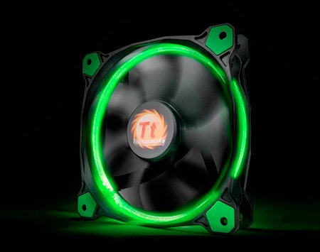 Thermaltake Riing Green