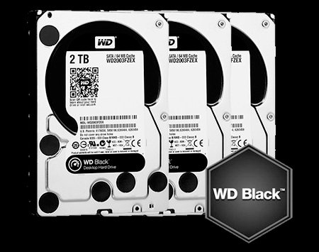 HDD WD Black