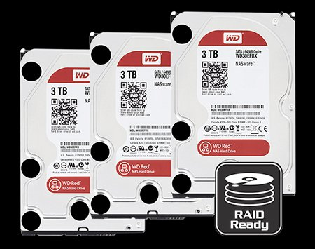 HDD WD RED