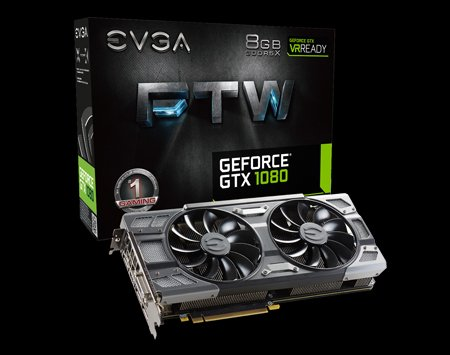 EVGA GTX 1080 FTW GAMING ACX 3.0