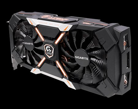 GIGABYTE GeForce GTX 1060 Xtreme Gaming 6G