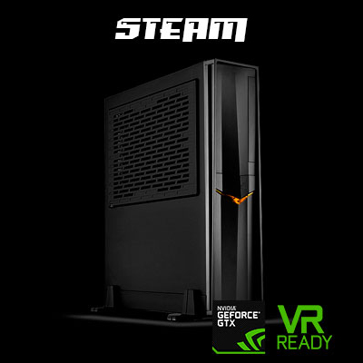 Игровой компьютер DigitalRazor SteamMachine 8 GEN