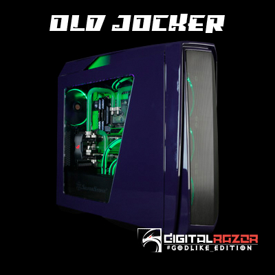 Игровой компьютер Digitalrazor #Godlike_Edition Old Joker