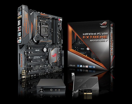 Maximus VIII Extreme Assembly