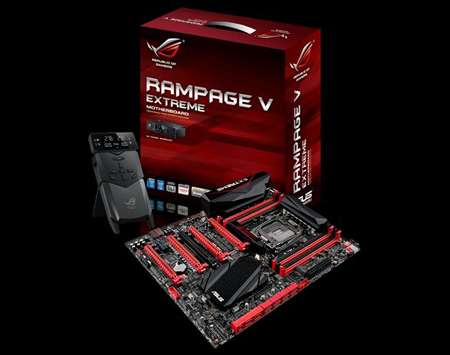 Asus X99 Rampage V Extreme